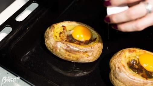 Рецепт для ідеального суботнього сніданку