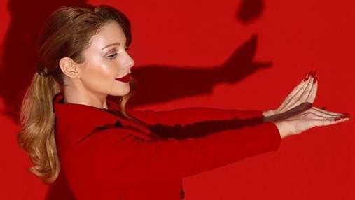 Тіна Кароль показала пристрасний танець під час репетиції: відео