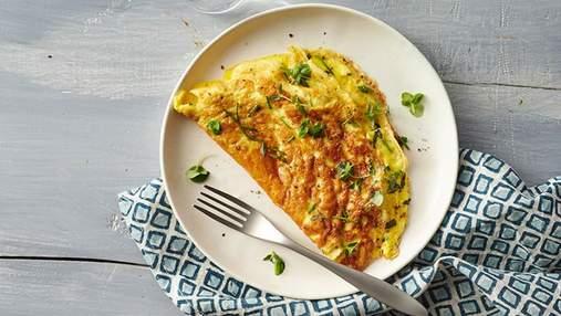 Що приготувати на сніданок: швидкі рецепти