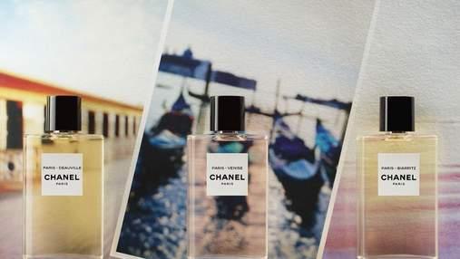 Chanel посвятил новые ароматы городам у моря