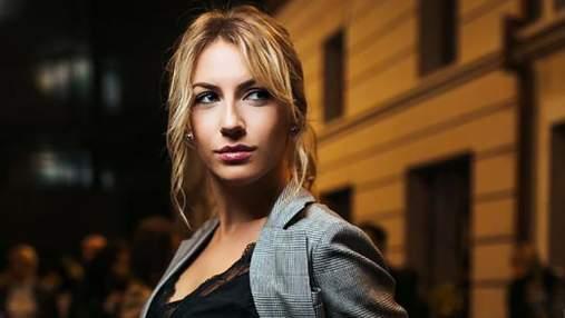 Леся Нікітюк показала свій новий імідж: фото