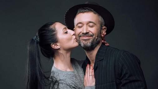Ніжність у ліжку: у мережі з'явились чарівні фото Сергія Бабкіна з дружиною