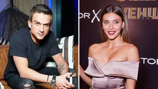 Регина Тодоренко подогрела слухи о романе с Владом Топаловым