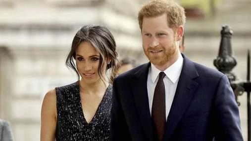Меган Маркл підписала шлюбний контракт перед весіллям з принцом Гаррі, – ЗМІ