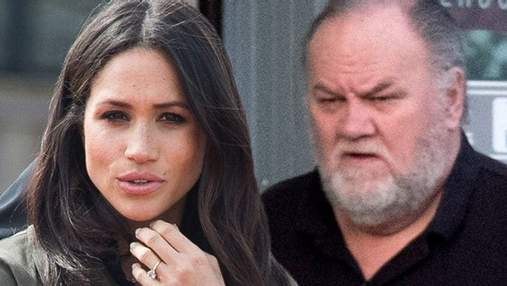 Меган плакала, – Томас Маркл рассказал, о чем он разговаривал с принцем Гарри до свадьбы