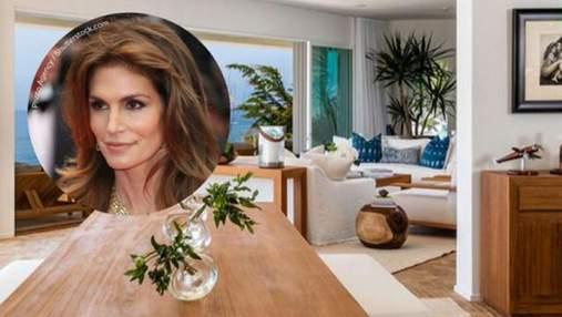 Вид на горы и океан: как выглядит роскошный дом Синди Кроуфорд