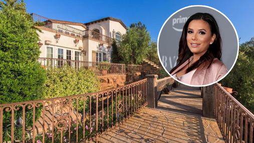 Єва Лонгорія продає свій чарівний маєток в Лос-Анджелесі: фото зсередини
