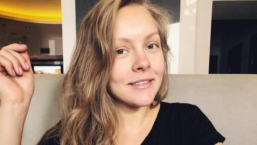 Олена Шоптенко вперше показала фігуру після пологів