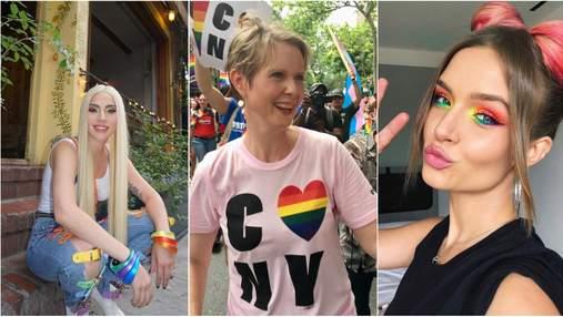 Как звезды отпраздновали Pride Parade 2018: яркие фото с улиц Нью-Йорка