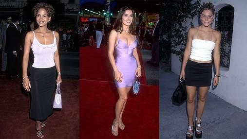 Что носили голливудские модницы 20 лет назад: подборка фото