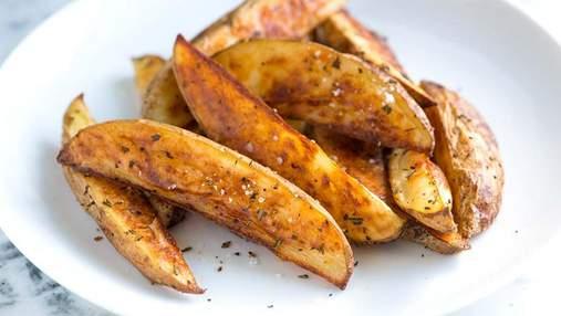 Рецепт картоплі по-селянськи: у духовці та мультиварці