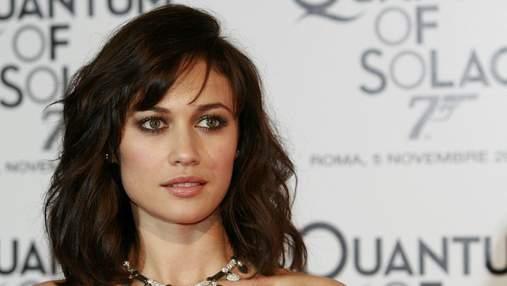 Голливудская актриса украинского происхождения Ольга Куриленко кардинально изменила имидж: фото