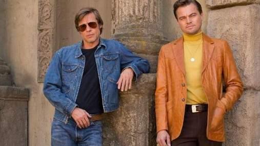 """Леонардо Ді Капріо та Бред Пітт відмовилися грати геїв-коханців у фільмі """"Горбата гора"""""""