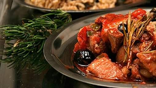 Телятина з пряними овочами: рецепт страви
