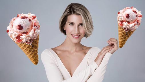 Як приготувати корисне морозиво: рецепт від Аніти Луценко