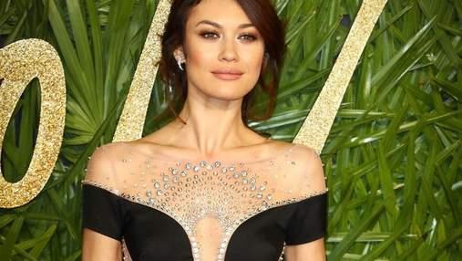 Голливудская актриса украинского происхождения Ольга Куриленко показала фото без косметики