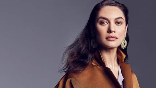 Актриса украинского происхождения Ольга Куриленко стала звездой глянца: фотогалерея