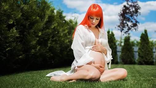 Светлана Тарабарова родила мальчика
