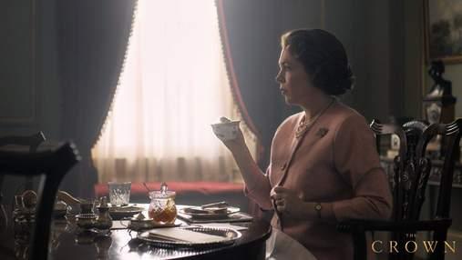 """Як виглядає королева Єлизавета II в новому сезоні серіалу """"Корона"""": перше фото"""