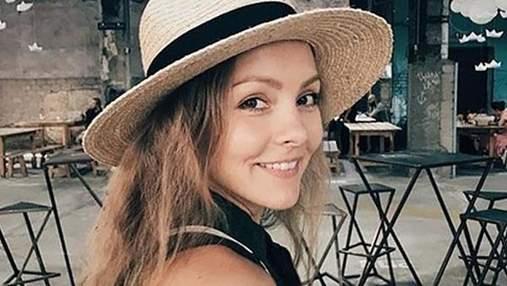 Олена Шоптенко із новонародженим сином анонсувала завершення декретної відпустки