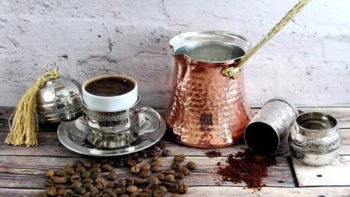 Як зварити ідеальну каву у турці: рецепт