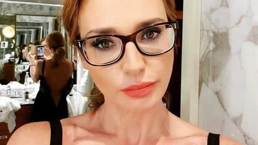 """Оксана Марченко показала, як готується до """"Танців з зірками"""": фото, відео"""