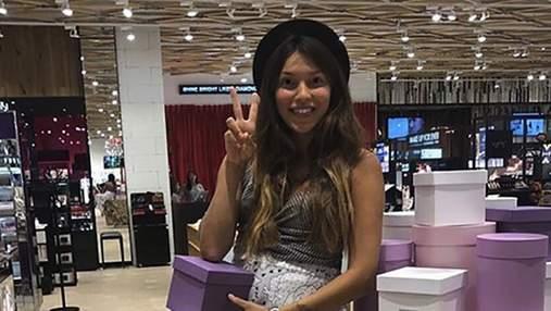 Беременная Регина Тодоренко показала свою фигуру в платье: фото