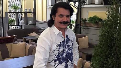 """Павло Зібров показав, як він готується до початку """"Танців з зірками"""""""