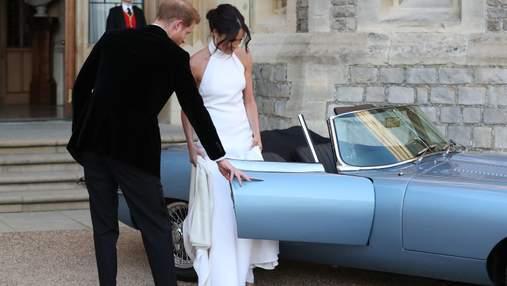 Свадебная машина как у принца Гарри и Меган Маркл поступит в продажу