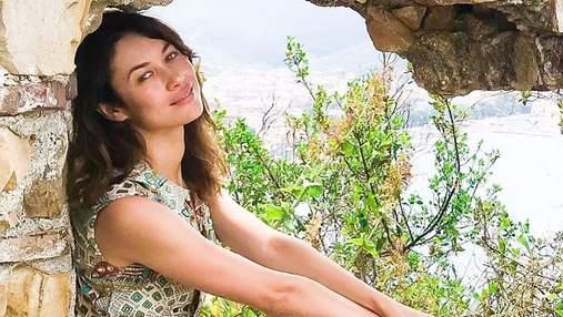 Ольга Куриленко вернулась в родной Бердянск: фото