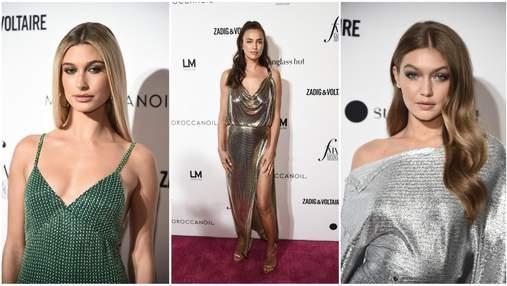 Премия Fashion Media Awards: лучшие образы звезд с красной дорожки