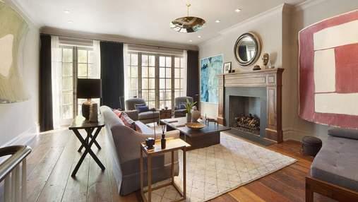 Бредлі Купер придбав елітний будинок на Манхеттені: фото зсередини