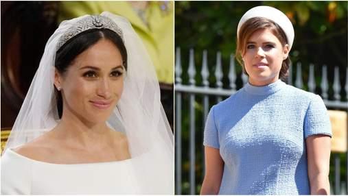 Меган Маркл допомогла принцесі Євгенії в організації весілля