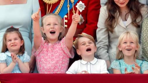 Весілля принцеси Євгенії і Джека Бруксбенка: які обов'язки будуть виконувати діти Кейт Міддлтон
