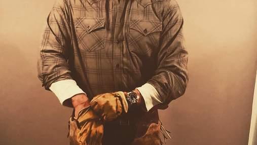 """Сильвестер Сталлоне показав перші фото з довгоочікуваної стрічки """"Рембо 5"""""""