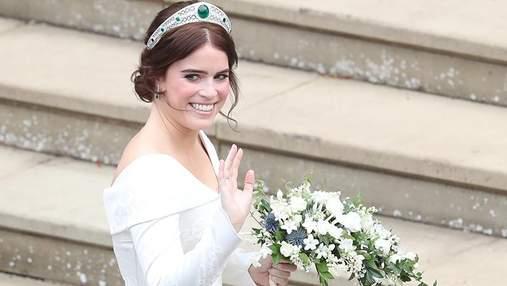 Свадьба принцессы Евгении: что известно о драгоценностях невесты
