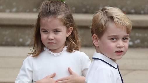 Який талант маленький Джордж успадкував від принцеси Діани: несподівані дані