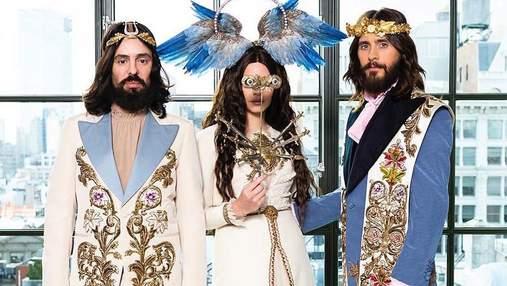 Для нових ароматів – нові обличчя: Лана Дель Рей і Джаред Лето для реклами парфюму Gucci
