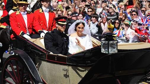 Принц Гаррі розповів, як його батько відреагував на прохання вести до вівтаря Меган Маркл
