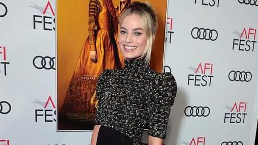 Марго Роббі у вишуканій сукні Chanel підкорює Голлівуд
