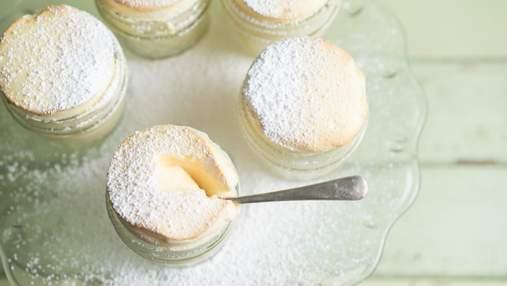 Готовимся ко вкусным выходным: рецепт ароматного лимонного крема к десертам