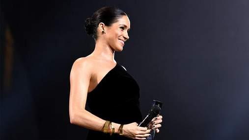 Сюрприз от Меган Маркл: герцогиня неожиданно посетила Fashion Awards-2018