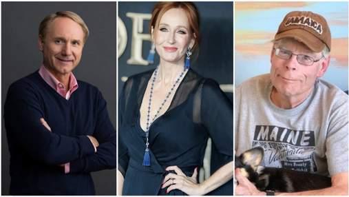 Роулінг, Браун і Кінг: у Forbes назвали топ-11 найбільш високооплачуваних письменників 2018 року