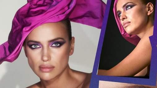 Ярко и со вкусом: Ирина Шейк стала лицом косметического бренда Marc Jacobs