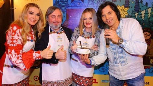 Праздничная кутья и лучший костюм в этностиле: в Карпаты на Рождество съедутся украинские звезды
