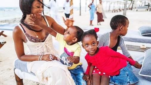 Наомі Кемпбелл здивувала образом у фотосесії в Гані: зворушливі знімки