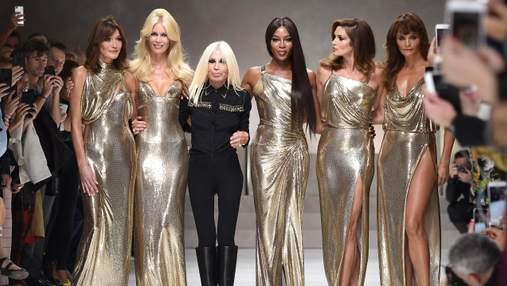 Michael Kors купил Versace больше, чем за 2 миллиарда долларов и переименовал бренд: детали