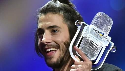 Победитель Евровидения-2017 Сальвадор Собрал ошеломил сменой имиджа: неожиданные фото