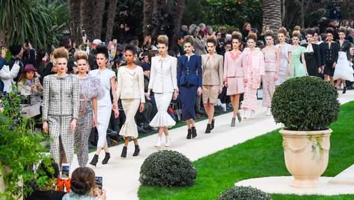 Умер дизайнер Карл Лагерфельд: чем запомнится последний показ коллекции Chanel
