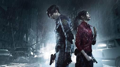 Netflix випустить серіал за мотивами гри Resident Evil 2